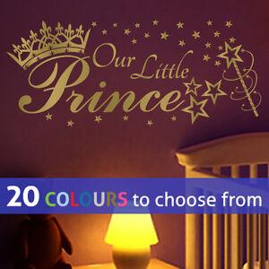 Little Prince Wall Stickers Ebay
