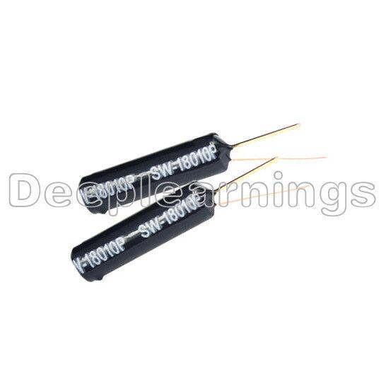 20PCS SW-18010P Electronic Vibration Sensor Switch NEW