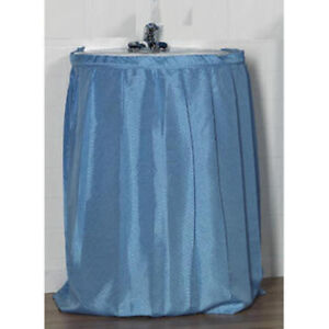 Details about FABRIC SINK SKIRT / SINK SKIRTS - BLUE