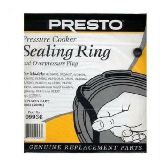 pressure cooker sealing ring 09936
