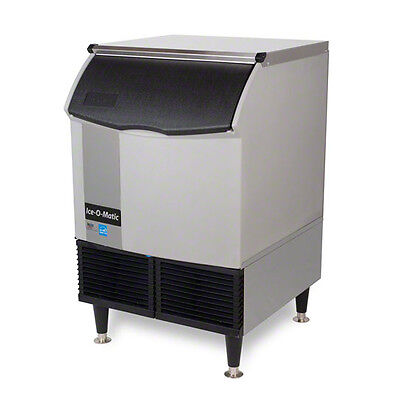 Ice-o-matic Iceu220fw 24.54x26.27x39-inch Undercounter Water-cooled Ice Maker