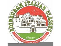 ITALIAN CLASSES IN EDINBURGH