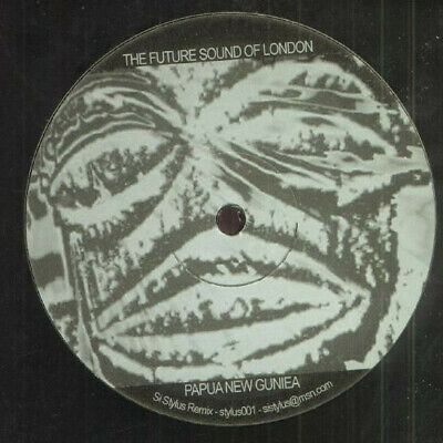 The Future Sound Of London ‎– Papua New Guinea *HOUSE REMIX* NEW