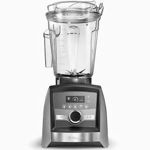 BNIB Vitamix Ascent 3500 Sealed Silver (Brushed Stainless)