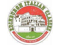 Italian taster course