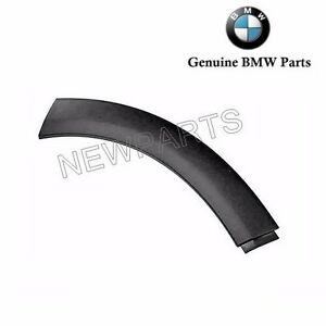 Mini Cooper 2002-2008 Genuine Wheel Arch Trim for Front Fender Driver Left Black