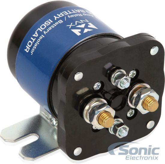 NVX BIR500 500 Amp Relay Isolator