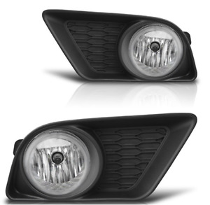 2011 2012 2013 2014 Dodge Charger Fog Light Kit - NEW