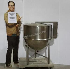 Garland Stainless Steel Catering Kettle - Will sell Thursday