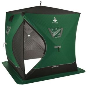 BRAND NEW - WOODS Toaster ICE SHELTER - 3-4 person
