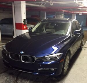 2015 BMW 3-Series Berline