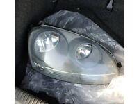 Golf mk5 gti headlight drivers side