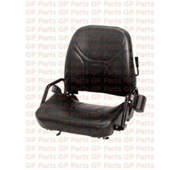 Komatsu 3EB-50-A5181B, VINYL FORKLIFT SEAT, FG25ST-12, FG30HT-12, FG25C-12