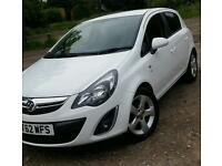 Corsa sxi 1.2. 2013 5 door low miles