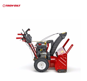 Troybilt snowblower