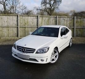 2009 Mercedes Benz CLC 180 Coupe Kompressor Sport - AUTOMATIC with Low Mileage!