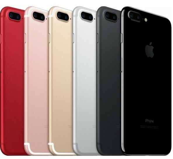 Apple Iphone 7 Plus 32gb 128gb 256gb Gsm T Mobile Metro Pcs Sólo Teléfono Inteligente Ebay