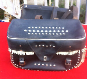 Vintage Saddlebags