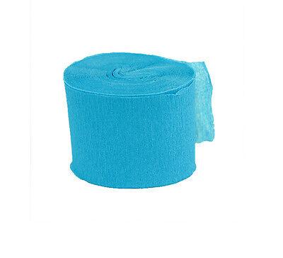 Bag of6 Crepe Paper Streamer Roll Wedding Birthday Party Supplies Handmade (Birthday Streamer)