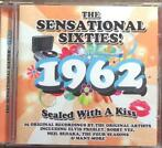 cd - Various - The Sensational Sixties  1962  Sealed With ..