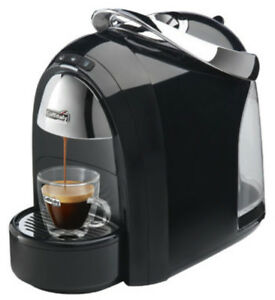 Caffitaly S18 Ambra Black Coffee Capsule Machine