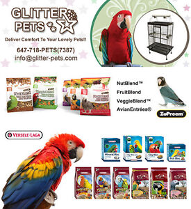 Premium Bird Cage Parrot Cage Parrot Stand Bird Toy for Sale Mississauga / Peel Region Toronto (GTA) image 7