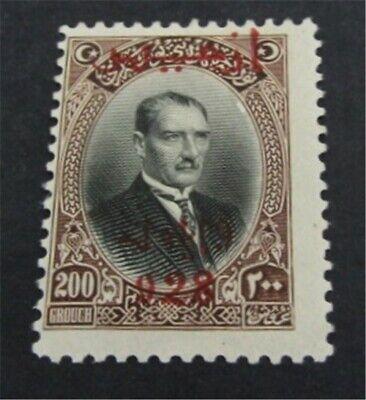 nystamps Turkey Stamp # 672 Mint OG H $63   L23y1210