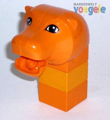 LEGO Duplo Testa di leone con pietre