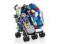 Cosatto To & fro double pushchair Brand new, still boxed