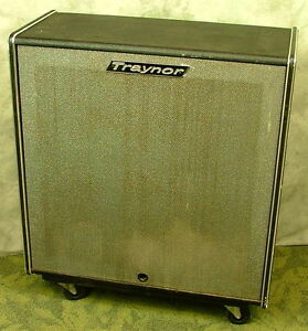 LOOKING FOR: Traynor YGC-412 (4x12) cabinet 1970-1974
