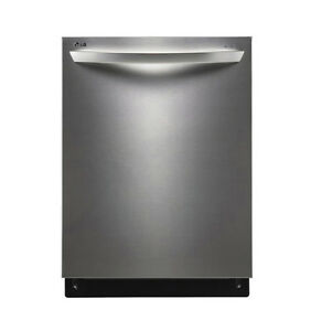"LG 24"" Fully-Integrated Dishwasher LDF7551st"