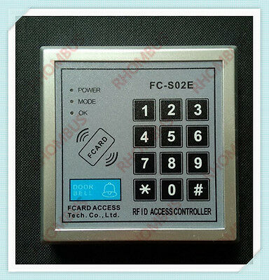 Security Home Rfid Door Proximity Lock Entry Standalone Access Control System