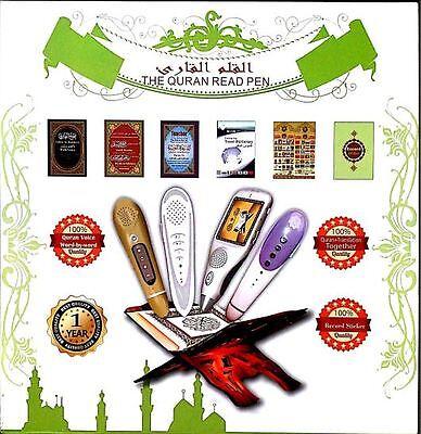 Quran Read Pen - LCD Memory, More Than 20 Quran Recitaiton/ Translation