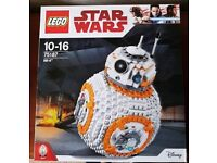 Star wars BB8! Lego set 75187