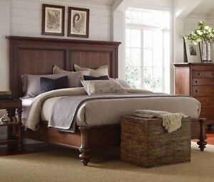 Empire Style Queen Size Bed Frame