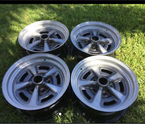 Holden 15 x 7 GTS Rims Monaro HQ HJ HX HZ WB A9X L34 Torana South Brisbane Brisbane South West Preview