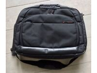 Samsonite Laptop / Travel Bag (expandable) Black