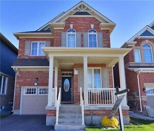 1 Year old 4 Bedroom/4 washrm Detach home in high demand Milton