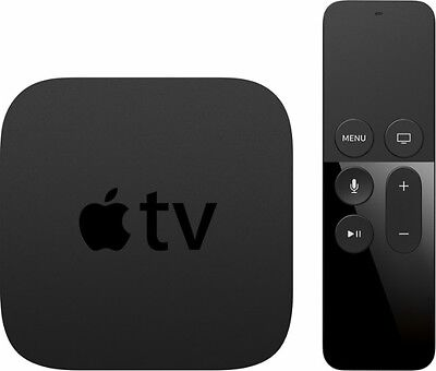 Apple TV 4th Generation 32GB with Siri Remote (Latest Model) MGY52LL/A FREE SHIP