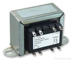 TRANSFORMER, 12VA, 2 X 18V - Part Number CTFC12-18