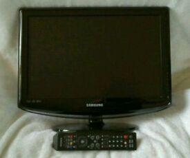 "Samsung 19"" HD LCD TV"