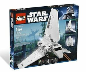 LEGO : Item 10212 : Imperial Shuttle (Star Wars) Belleville Belleville Area image 1