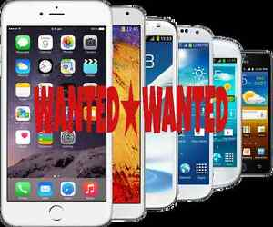 WANTED:★BUY ALL BROKEN/USED/ UNWANTED IPHONES★ CASH PAY& PICKUP
