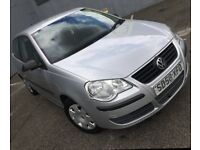 2008 VW Polo 1.2 E Manual 2dr - Low Mileage - not Golf, tdi, Ford fiesta, Vauxhall Corsa.