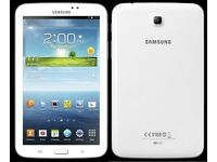 SAMSUNG GALAXY TAB 3 IN BRAND NEW CONDITION WITH BOX#####