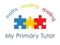 Online Primary English and Maths Tutor