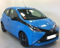 2015 Toyota AYGO x-cite 2 motorhome tow car braked a-frame tow car