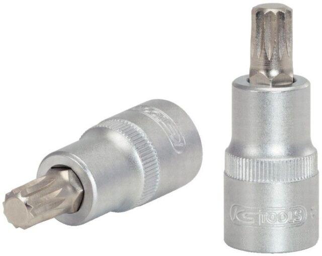 """KS Tools 1/4"""" Bit-Stecknuss für Vielzahn (XZN®)-Schrauben"""