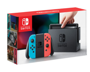 [Brand New] Nintendo Switch Console