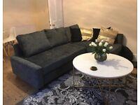 Ikea Friheten corner sofa bed in great condition